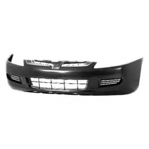 Honda Accord Front Bumper Replacement Cost Replace 174 Honda Accord 2003 2004 Front Bumper Cover