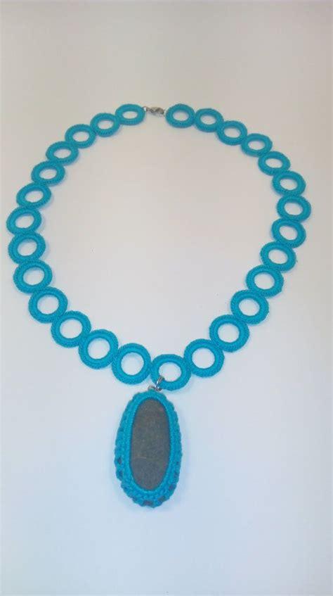 ladario cristallo boemia 1000 ideas sobre collar de ganchillo en