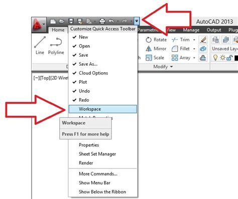 barra superior do autocad sumiu solucionado barra de ferramentas autocad 2014 autodesk