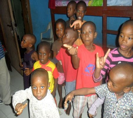 And Consider Themselves Orphans by Inside The World Of Rivers Orphans The Nation Nigeria