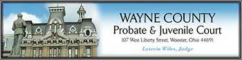 Wayne County Probate Court Records Probate And Juvenile Court Wayne County Ohio Probate And Juvenile Court