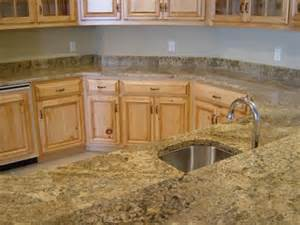 light cabinets w granite countertops decor