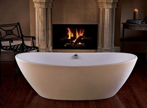fireplace in bathroom wall 51 spectacular bathrooms with fireplaces digsdigs