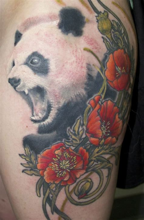 panda tattoos designs open panda tattoos tobiastattoo panda