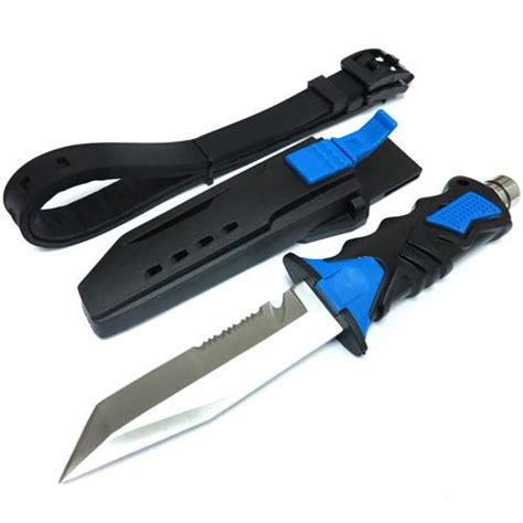 scuba diving knife saber diving knives rescue scuba diver high hardness w