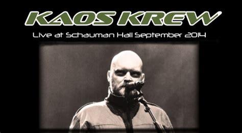 Kaos Metal No 51 kaos krew live at schauman september 2014