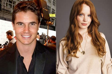 x files spinoff robbie amell and lauren ambrose to star x files revival adds robbie amell lauren ambrose
