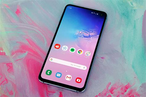 5 things about samsung s galaxy s10e that might you bgr