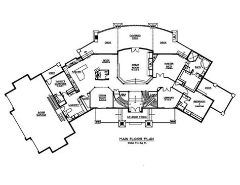 upscale house plans luxury home designs plans with good unique homes designs house designs floor plans