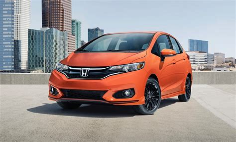 honda sports restyled 2018 honda fit arrives with new sport trim the