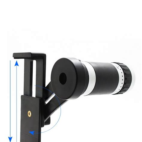 Lensa Telezoom 8 X Zoom optical zoom for iphone with 8x optical zoom telephoto lens istore planet