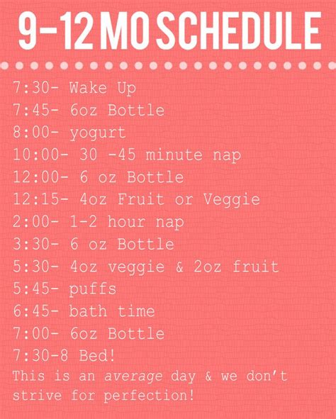 How To Get 9 Month To Sleep In Crib by 1000 Ideas About Baby Food Schedule On Baby