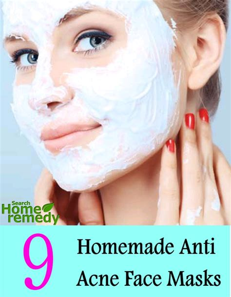 10 Best Home Made Anti Acne Masks by 9 Anti Acne Masks Search Home Remedy
