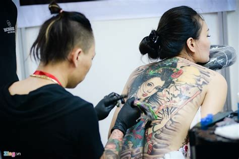 best tattoo artist hanoi shades of ink at hanoi s first tattoo festival arts