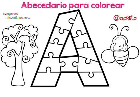 imagenes de pdf abecedario para colorear 1 imagenes educativas