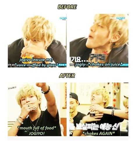 exo showtime ep 3 exo s showtime ep 1 kris trying to be seductive xd haha