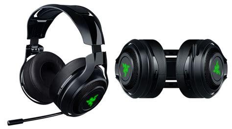 Razer Mano War 7 1 Green Analog Digital Gaming Headset razer 7 1 mano war wireless headset eb new zealand