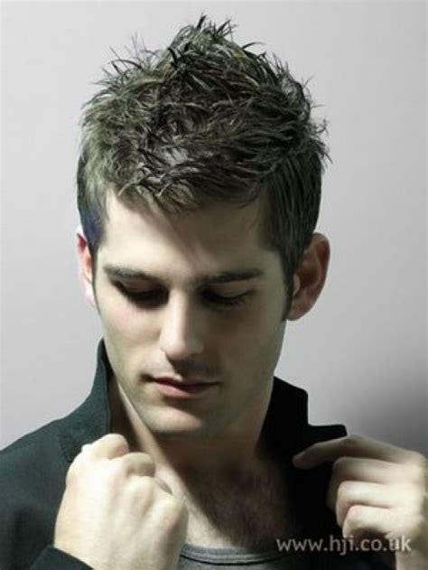 Faux Mohawk Hairstyles by Hairstyles 2010 Mens Haircuts Mohawk Faux Hawk
