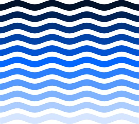 svg wave pattern simple water waves clip art at clker com vector clip art