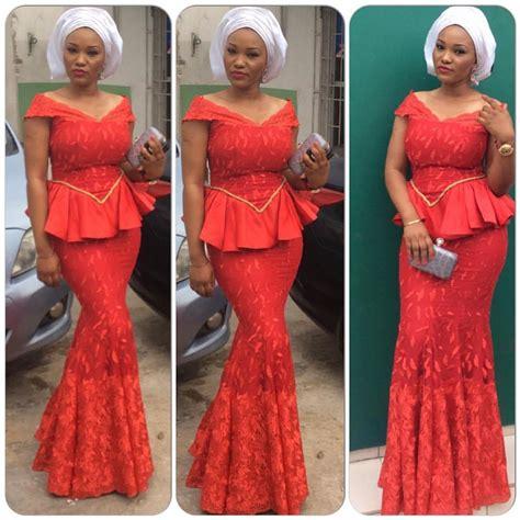 latest lace aso ebi styles 2015 select a fashion style alliwantforxmas trending aso ebi