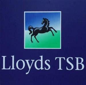 lloyds bank and tsb ballymena shopping centre northern ireland