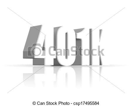 Drawing 401k by Stock Illustration Of 401k Plan Concept An Illustration