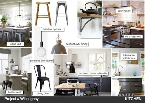 kitchen design boards 14 best digital board images on pinterest material board