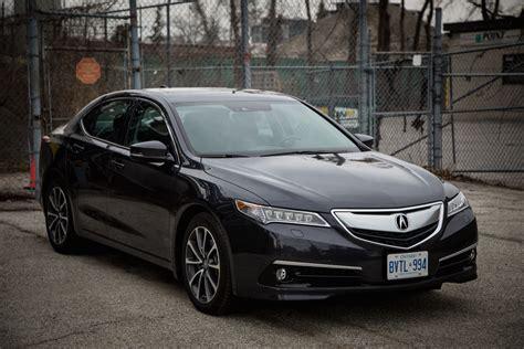 2015 Acura TLX Review   tinadh.com