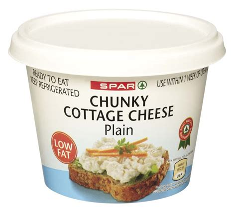 is low cottage cheese for you spar spar brand
