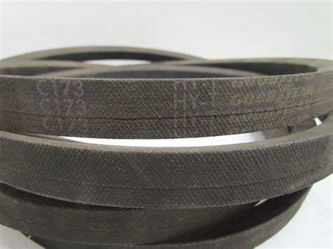 c section v belt goodyear hy t c173 v belt c section 7 8 quot wide 177 quot outer
