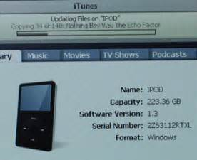 The Geeks Gold Grills The 24 Carat Ipod by Upgrade Your Ipod To 240gb