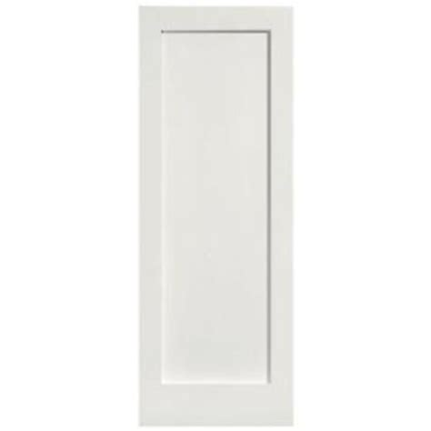 masonite 36 in x 80 in mdf series smooth 5 panel equal home accents holiday 32 in 100 light from home depot