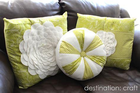 Sprocket Pillow by Destination Craft Sprocket Pillows Goals