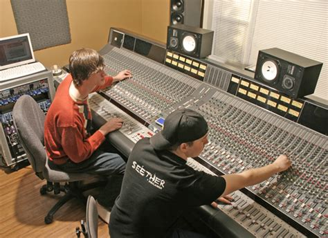 Top Sound Engineering Schools by Musicteachers911