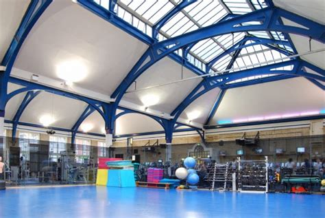 jubilee hall gym  host business networking evening