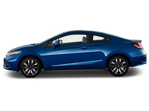 2 Door Hondas by Image 2015 Honda Civic Coupe 2 Door Cvt Ex L Side