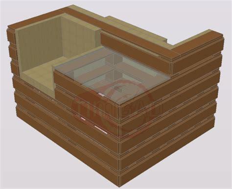dise 241 o muebles con palets de madera - Muebles De Madera De Palets