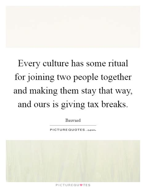 and if i have a ritual every time i visit a country i m every culture has some ritual for joining two people