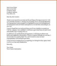 Thank You Letter After Interview Pharmacist thank you letter after interview template thank you letter interview