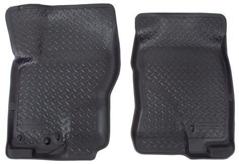 floor mats for 2012 nissan frontier husky liners hl36261