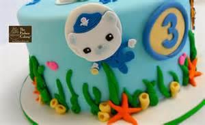 octonauts 3rd birthday cake birthdays hudson cakery