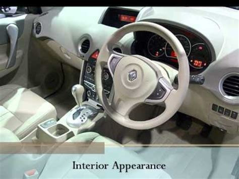 renault koleos 2015 interior renault koleos model specification exterior interior