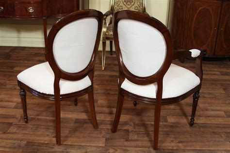 back dining chairs cameo back upholstered chairs
