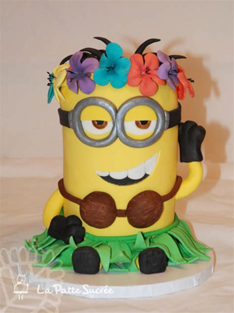 Easy Cake Decorating At Home by 10 Adorable Minion Cakes You D Wish On Your Birthday Despicable Me Minions