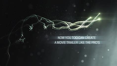 create your own movie trailer with our online video maker