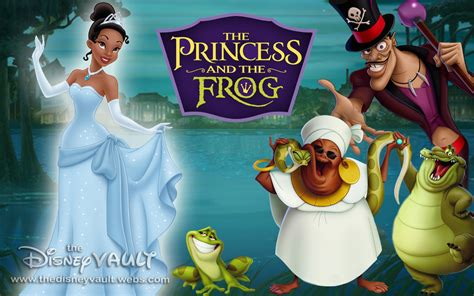 the princess and the frog wallpapers wallpaperholic