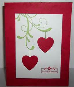 pintrest valentines ideas be my card ideas