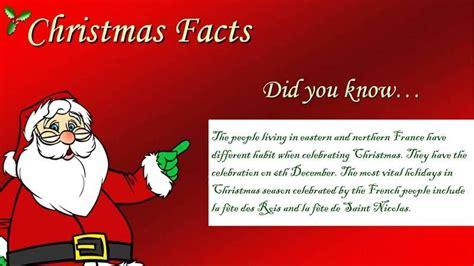 interesting merry christmas xmas facts trivia  kids students christmas fun facts xmas
