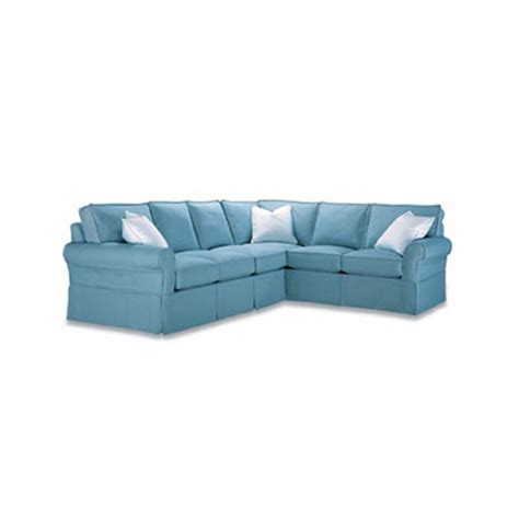 Masquerade Sectional C392slipcovered Rowe Slipcovered Sofa