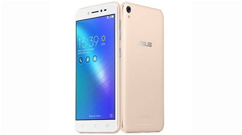New Zenfone Live Zb501kl Banyak Bonus asus zenfone live with real time beautification launched technology news